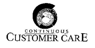 CONTINUOUS CUSTOMER CARE Trademark of TOYOTA MOTOR CREDIT