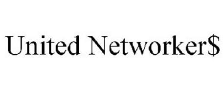 UNITED NETWORKER$ Trademark of TRUST DEED OF CALIFORNIA