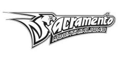 SACRAMENTO MOUNTAIN LIONS Trademark of United Football