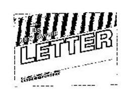 UPS NEXT DAY AIR LETTER EXTREMELY URGENT Trademark of