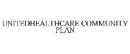 UNITEDHEALTHCARE COMMUNITY PLAN Trademark of UnitedHealth