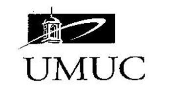 UMUC Trademark of University of Maryland University