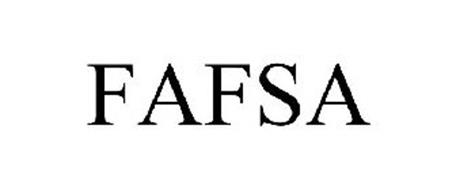 FAFSA Trademark of U.S. Department of Education, Federal