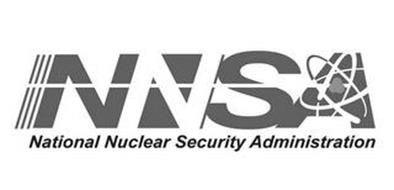 NNSA NATIONAL NUCLEAR SECURITY ADMINISTRATION Trademark of