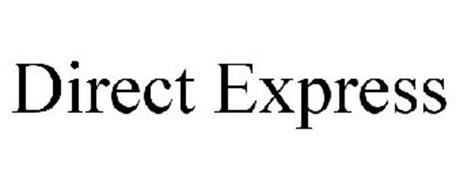 DIRECT EXPRESS Trademark of U.S. Department of the