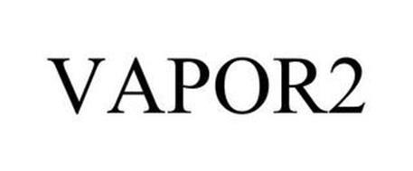 VAPOR2 Trademark of VMR PRODUCTS, LLC DBA V2 Cigs Serial