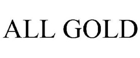 ALL GOLD Trademark of Waterbridge Confectionery Ltd