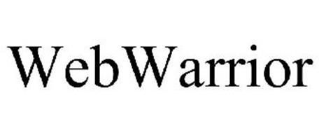 WEBWARRIOR Trademark of Web Warrior, Inc. Serial Number