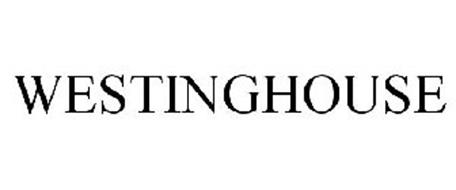WESTINGHOUSE Trademark of Westinghouse Electric