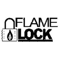 FLAME LOCK Trademark of Whirlpool Properties, Inc. Serial