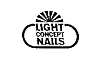 LIGHT CONCEPT NAILS Trademark of Wilde Cosmetics GmbH