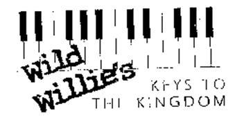 WILD WILLIE'S KEYS TO THE KINGDOM Trademark of Willie