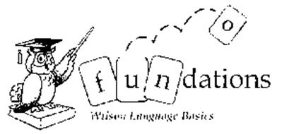 O FUNDATIONS WILSON LANGUAGE BASICS Trademark of Wilson
