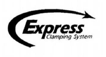 EXPRESS CLAMPING SYSTEM Trademark of Wilson Tool