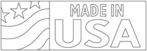 MADE IN USA Trademark of Wilton Industries, Inc.. Serial