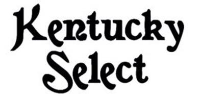 KENTUCKY SELECT Trademark of WIND RIVER SALES