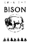 AMERICAN BISON Trademark of Wind River Tobacco Company