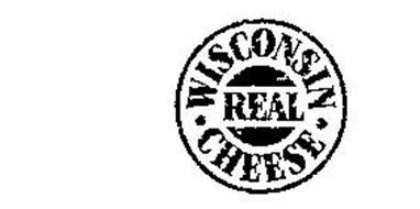WISCONSIN REAL CHEESE Trademark of Wisconsin Milk