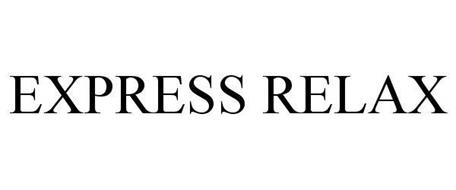 EXPRESS RELAX Trademark of ZAO EVALAR Serial Number