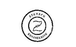ZIRTECH ENGINEERING Trademark of Zirger; Herschel E
