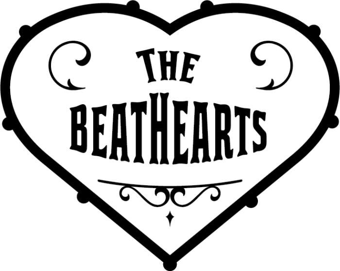 Logo Design The Beathearts