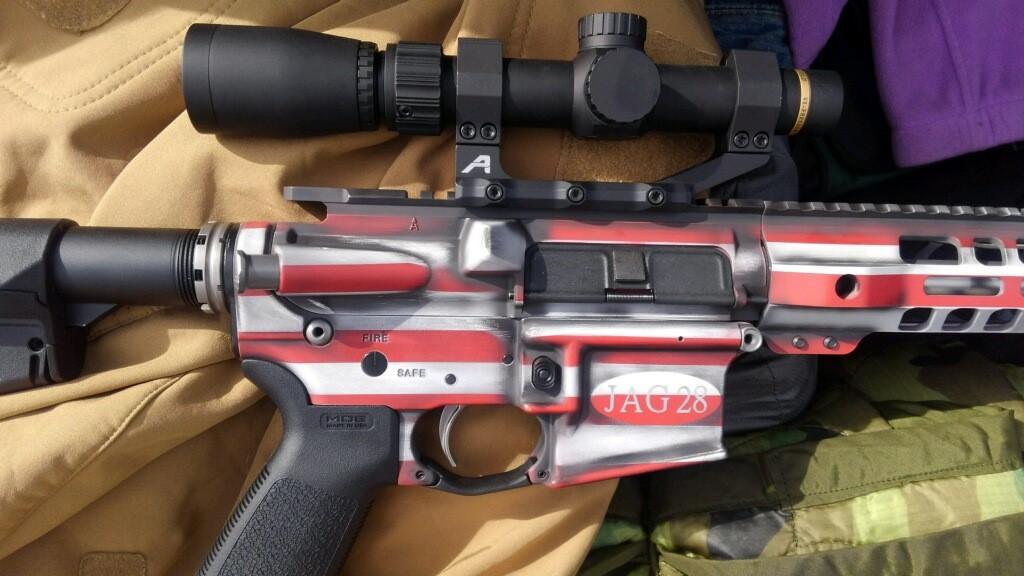 JAG 28 Rifle 2019