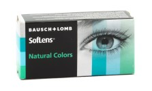 BAUSCH & LOMB ΦΑΚΟΙ ΕΠΑΦΗΣ BAUSCH & LOMB SOFLENS NATURAL COLORS 2 τμχ SOFLENS NATURAL COLORS 2 τμχ