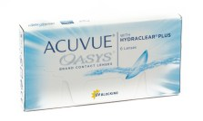 JOHNSONS & JOHNSONS ΦΑΚΟΙ ΕΠΑΦΗΣ JOHNSONS & JOHNSONS ACUVUE OASYS 6τμχ ACUVUE OASYS 6τμχ