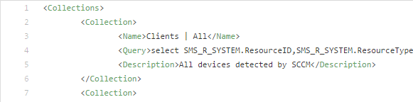 Automated creation of ConfigMgr operational collections