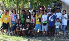 CCNCI, PNFSP and TFIP staff with Mangyan participants. (Photo Mark Ambay III)