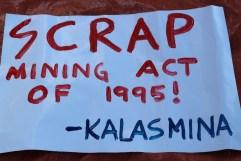 Scrap Mining Act of 1995.