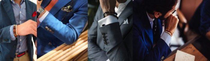 4c317682c8aaa Son dönemde bir de özellikle SAAT TARAFINA TAKILAN bileklikler moda olmaya  başladı. Bunları giyime ve tarza göre renkli takan da var sadece deri takan  da ...