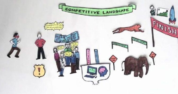 competitve landscape 8