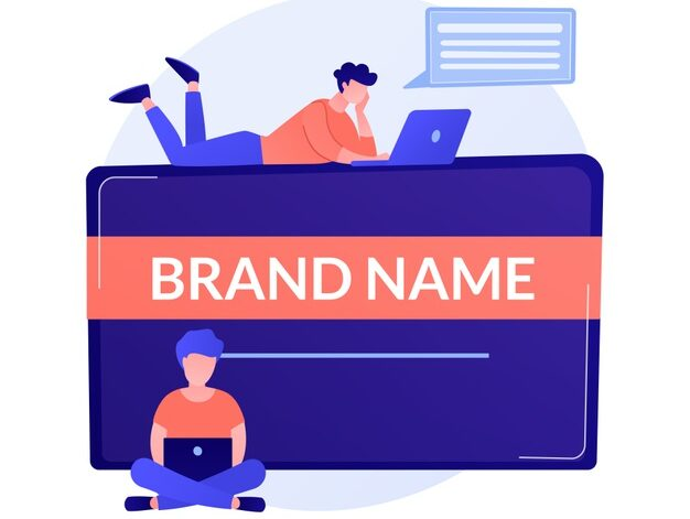 brand-name-innovation-marketers-team-corporate-branding-designers-teamwork-company-identity-creating-development-design-element-concept-illustration_335657-2017
