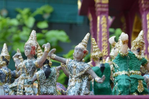 spirit house - Bangkok Thailand - Thailand- Gate 1 Travel