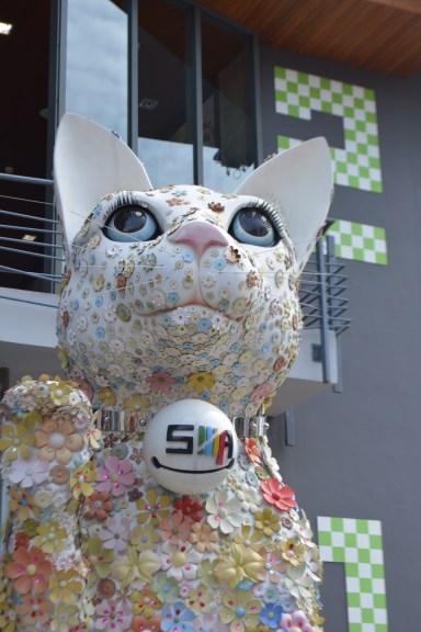 street art - Bangkok Thailand - sculpture