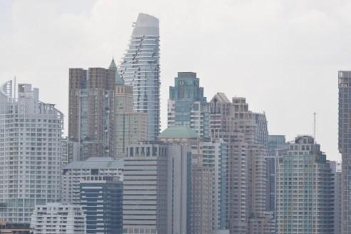 Bangkok skyline - Bangkok - Thailand - Travel blogger