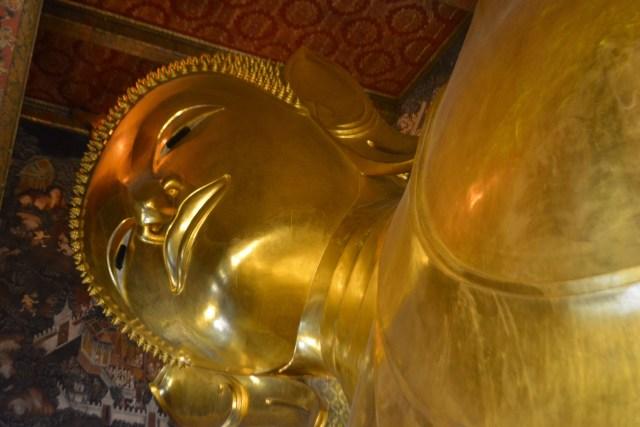 Reclining Buddha - Wat Pho - Bangkok Thailand - Gate 1 Travel