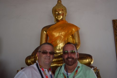 Wat Pho - Bangkok Thailand - Golden Buddha - Gate 1 Travel