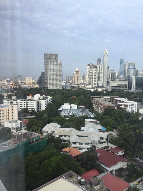 Bangkok - Thailand - Travel blog- travel blogger - Gate 1 Travel - Aetas Lumpini Hotel