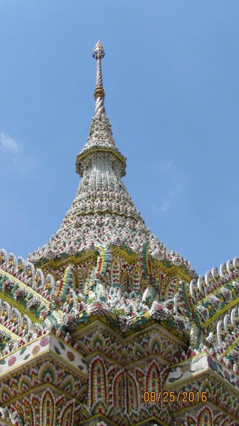 l Grand Palace - Bangkok - Thailand - mosaics