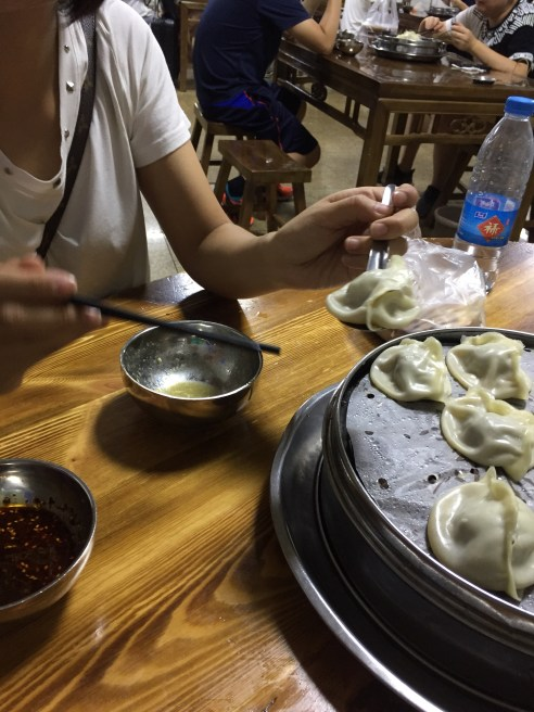 Lost plate Food Tours - Lost Plate Food Tours Xian - China - Chinese street food tours - street food - Chinese soup dumplings - Xiao Long Bao