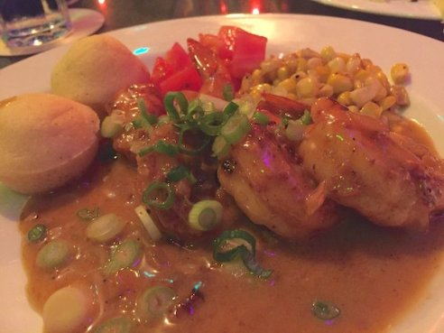 Florida Seafood - Blue Heaven - Key West - Florida Keys - Key West Restaurants - Cajun Caribbean BBQ Shrimp - Florida Shrimp