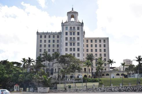 National Hotel - Cuba Cruise - I LOVE Cuba photo tours