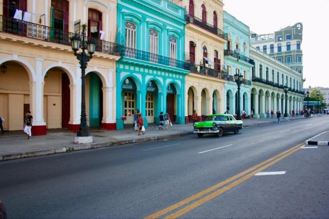 Central Havana - Cuba Cruise - I LOVE Cuba photo tours