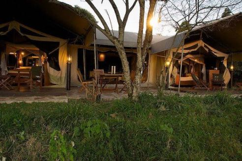 - Samburu Intrepids - Mara Intrepids - Gate 1 Travel - Kenya