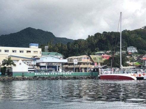 St Lucia - Cosol Tours- Water taxi -Soufriere - Travel Blogger