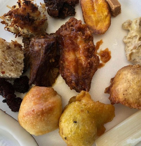 St Lucia - local foods - Cosol tours- travel blogger