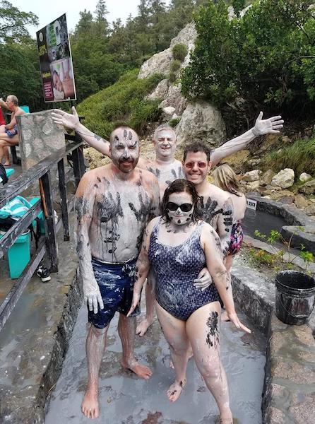 sulphur baths - st lucia - cosol tours - travel blogger