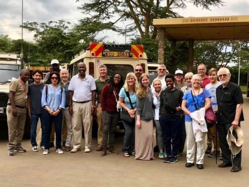 Discovery Small Group - Gate 1 Travel - Kenya safari - travel blogger